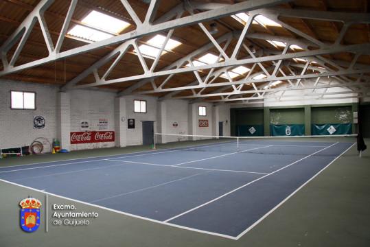 PIsta de tenis cubierta- Pista 2
