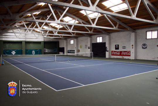 Pista de tenis cubierta - Pista 3