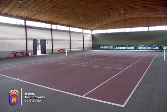 Pista cubierta de tenis - Pista 1