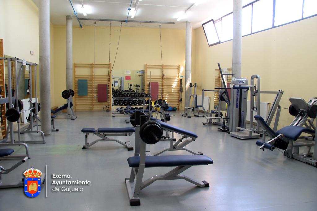 gimnasio municipal concejalia de deportes ForGimnasio One