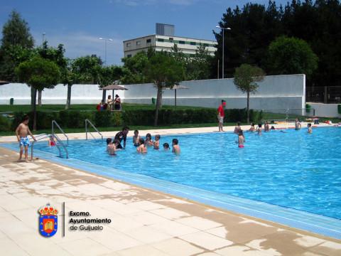 Curso de natación en Guijuelo