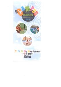 Folleto campus navidad 2014000
