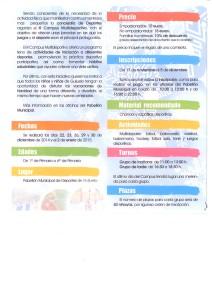 Folleto campus navidad 2014001