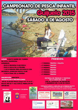 CARTEL PESCA infantil 2015 copia