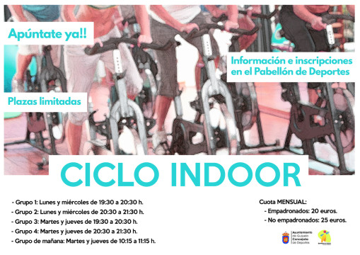CARTEL CICLO INDOOR copia